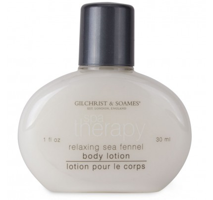 1oz/30ml  Spa Therapy Body Lotion - Bottle (case of 200)